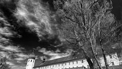 Kloster auf der Fraueninsel im Chiemsee