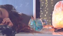 Where's the snooze button..? (Felicia Brenning) Tags: snooze alarmclock mermaid mermay minimermaid littlemermaid miniaturemermaid mermaidart fishbowl bed asleep bedroom merpeople merfolk waternymph waterspirit siren photomanipulation manipulation photoshop photographyart fable fantasy fantasyphotography fantasyportrait fairytalephotography fairytale selfie selfportrait selfportraiture artsy conceptual conceptualphotography conceptualportrait conceptualportraiture surreal surrealism surrealphotography surreality imagination imaginative inspiration dreamy dream nikon nikond5600 nikonphotography feliciabrenning flickr