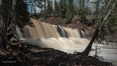 Gooseberry Falls State Park (Lzzy Anderson) Tags: gooseberryfalls gooseberryfallsstatepark minnesota minnesotastatepark statepark woods forest river waterfall flowingwater longexposure cliff rock may 2019 northshore upnorth twoharbors