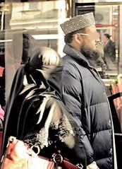 041215_039   ultraconservative muslim (apex-3) Tags: ultrakonservativ ultraconservative conservatively patriarchalisch partiarchat musimischezuwanderer muslimischezuwanderung nonintegration notintegrable einwanderung immigration migration parallelsociety parallelgesellschaft integrationsverweigerung zuwanderung zuwanderer integration muslimisch moslem kopftuch streetscene stasenszene leute person passanten ehemann religionsvorschrift verhülend verborgen veiled veil gesichtsverschleierung gesichtsbedeckung islamization islamisierung shroud shrouded verhüllt austria vienna islamic 041215 wien bedeckung islamisch islam muslime fundamentalism fundamentalismus fundamentalistisch conservative konservativ wife ehefrau muslim muslims muslima verschleiert bedeckt verschleierung