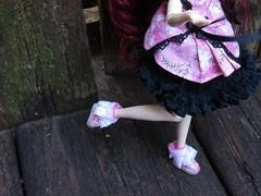 Wear Socks with Sandals Month (TrueFan) Tags: dal doll fiori groove dalhouseforum maychallenge 2019 wearsockswithsandalsmonth