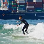 Surf at Leme beach thumbnail