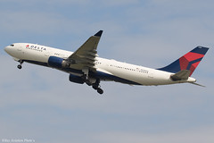 N858NW (Baz Aviation Photo's) Tags: n858nw airbus a330223 delta airlines dal dl heathrow egll lhr 27l dl17