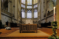 Dom St. Petrus (Monte Axel) Tags: weltkulturerbe altstadt bauwerke kirche dom altar kirchenfenster kathedrale gotisch