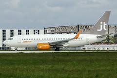 OH-JTZ (PlanePixNase) Tags: eddv haj hannover airport aircraft planespotting jettime boeing 737700 b737 langenhagen