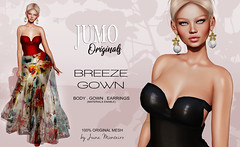 Breeze Gown (junemonteiro) Tags: jumo originals gown chic glamour maitreya belleza slink