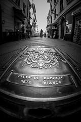 What mean the dreams night after night (.KiLTRo.) Tags: kiltro it italy rapallo liguria italia city street pov fisheye floor metal urban