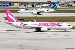 2019-02-16 FLL C-GDMP (Paul-H100) Tags: 20190216 fll cgdmp boeing 737 b737 swoop