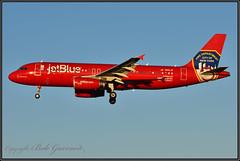 "N615JB JetBlue Airways  ""FDNY"" (Bob Garrard) Tags: n615jb jetblue airways fdny blue bravest new york city fire department airbus a320 bwi kbwi"