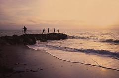 Cartagena (RoryO'Bryen) Tags: cartagenadeindias caribbean cartagena roryobryen colombia colombie leicam7 fujivelvia50 fuji ishootfilm evening fishing pesca costa iso50 scanned