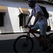 cyclist, galle