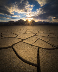 Desert Mud Tiles Sunrise (Jim Patterson Photography) Tags: 2018 california deathvalley deathvalleynationalpark inyocounty beautiful beauty clouds crackedmud desert desertlandscape deserttiles landscapes morning mudtiles nature outdoors scenery scenic sun sunrise sunshine travel winter jimpattersonphotographycom jimpattersonphotography mudpatterns