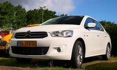 Citroën C-Elysée 1.2i PureTech Exclusive (Skylark92) Tags: vijfhuizen northholland noordholland holland netherlands nederland citroën citromobile celysée 12i puretech exclusive tn255h 2016