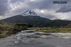 Camino a Ushuaia 10 (© hacfoto) Tags: srbol hielo nieve montaña cordillera tierradelfuego sur rio