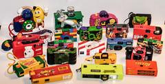 Promotional Favorites (Neal3K) Tags: promotionalcameras noveltycamera colorful filmcameras colorfulcameras toycameras