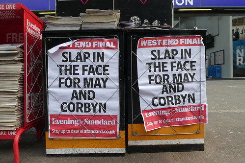 Slap in the face for May and Corbyn