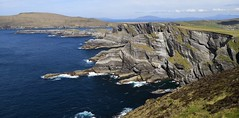 Ring of Kerry (MargrietPurmerend) Tags: ireland wildatlanticway ringofskellig ringofkerry kerrycliffs cliffs kerry atlantic