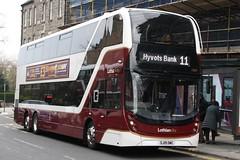 20190417 - 3883 - Lothian (LothianCity) - Enviro 400 XLB - No 1069 - Route 11 - North St David Street - Edinburgh (Paul A Weston) Tags: lothian lothianbuses lothiancity enviro400xlb edinburgh northstdavidstreet 1069 route11