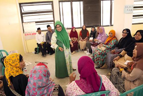 Indonesia - Community Peacebuilding Discussions