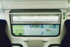 TV della vita. (michele.palombi) Tags: treno regionale life analogic 35mm 400asa