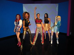 IMG_6604 (grooverman) Tags: las vegas trip vacation april 2019 madame tussauds wax museum statue canon powershot sx530 spice girls