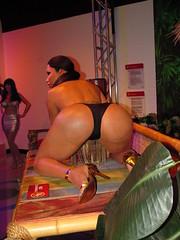 IMG_6617 (grooverman) Tags: las vegas trip vacation april 2019 madame tussauds wax museum statue canon powershot sx530 minaj nikki