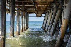 DSC09245 (KayOne73) Tags: samyang rokinon 85mm f 14 prime lens af sony a7iii santa monica ca beach pier