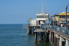 DSC09198 (KayOne73) Tags: samyang rokinon 85mm f 14 prime lens af sony a7iii santa monica ca beach pier