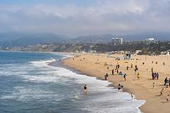 DSC09195 (KayOne73) Tags: samyang rokinon 85mm f 14 prime lens af sony a7iii santa monica ca beach pier