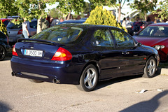 m5 (Mescola.dg) Tags: ford mondeo 24v rs 6 azul photo madrid spain españa racing