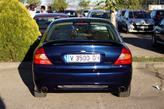 m3 (Mescola.dg) Tags: ford mondeo 24v rs 6 azul photo madrid spain españa racing