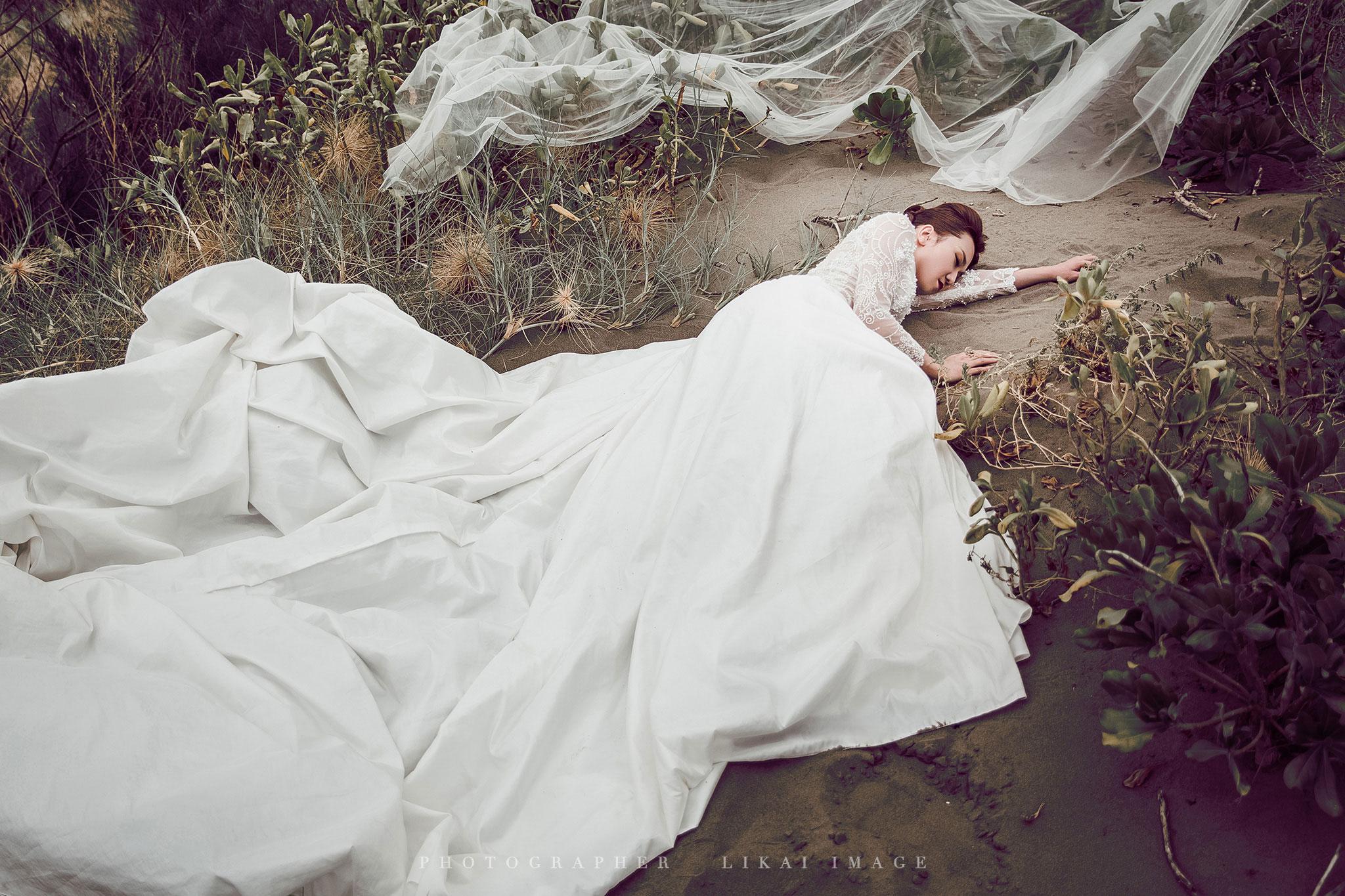 自助婚紗 - 家靜