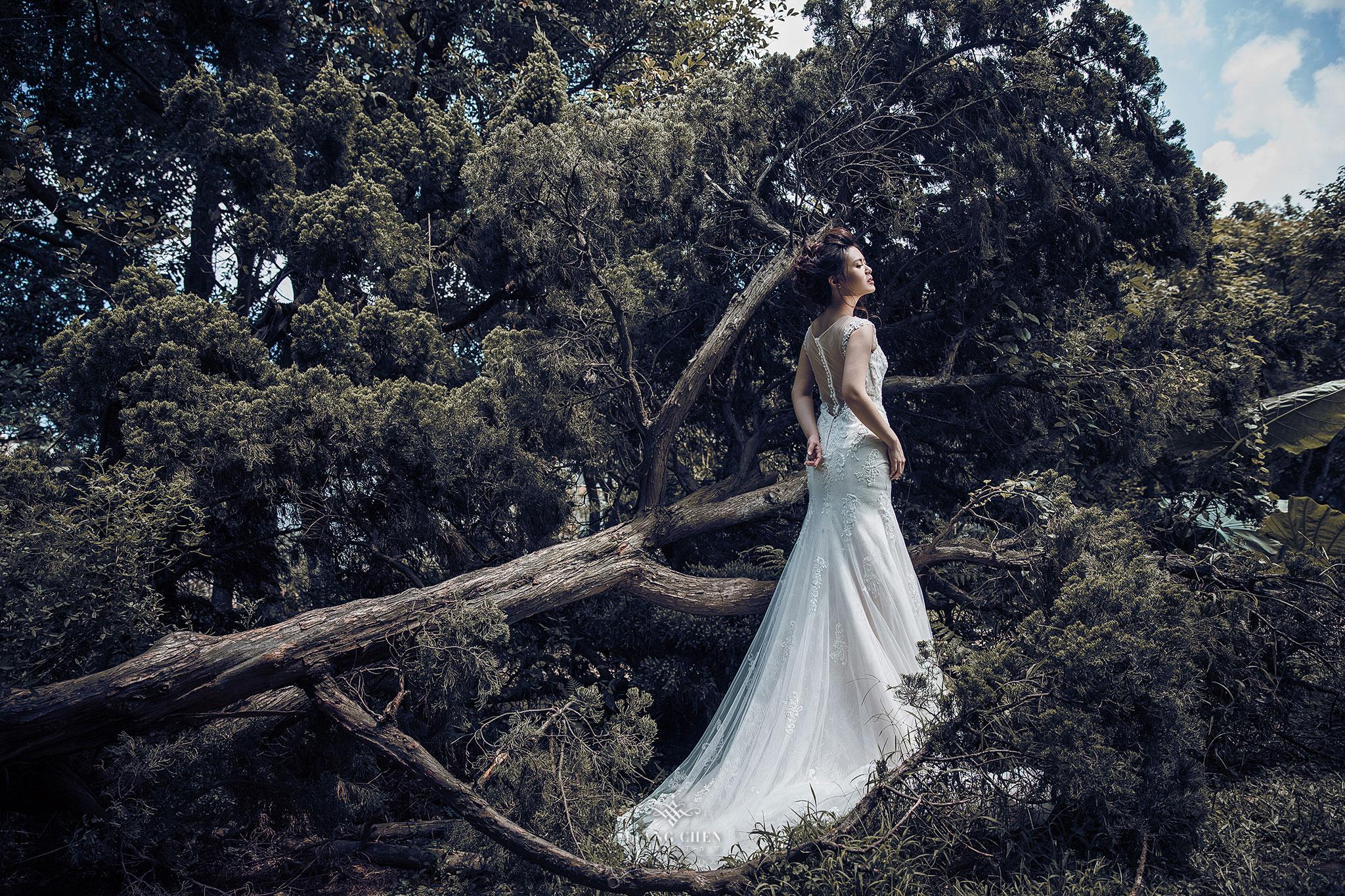 自助婚紗 - Michelle & Tom