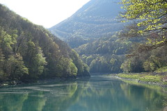 Walk along the Rhône @ Hike to Le Vuache (*_*) Tags: randonnee nature montagne mountain hiking walk marche 2019 printemps spring april jura vuache savoie europe france ain river rhone