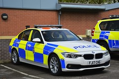 FJ17 CHG (S11 AUN) Tags: derbyshire police bmw 330d xdrive 3series saloon anpr traffic car roads policing unit rpu motor patrols 999 emergency vehicle fj17chg