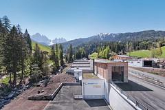 La centrale di teleriscaldamento a S. Maddalena_Funes