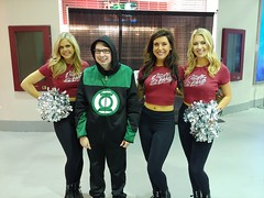 "Cleveland  Monsters Ice Crew (Vinny Gragg) Tags: costume costumes cosplay dccomics dc ""justiceleagueofamerica"" jla prettygirls prettywoman sexywoman girl girls woman ""clevelandohio"" cleveland ohio superheroes superhero comics comicbooks comicbook villian villians supervillian supervillians cevelandmonsters ahl hockey cheerleader cheerleaders greenlantern"