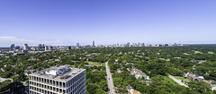 River Oaks-Houston Skyline-ROBB-Mabry Campbell (Mabry Campbell) Tags: 2019 dji harriscounty houston jll mabrycampbell may riveroaks texas usa aerial building image photo photograph skyline