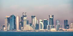 - DOHA - (antonkimpfbeck) Tags: orient2019 doha qatar skyline fujifilm