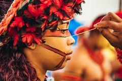 Dia 1 - Acampamento Terra Livre - 24/04/2019 - Brasília (DF) © Thiago Soares/MNI (APIB Comunicação) Tags: atl acampamentobrasil brasil culturabrasileiro indios povosindigenas brasileiros resistiencia atl2019