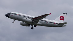 G-EUPJ Airbus A319-131 (BEA Retro Livery) (3) (Disktoaster) Tags: eham ams schiphol airport flugzeug aircraft palnespotting aviation plane spotting spotter airplane pentaxk1