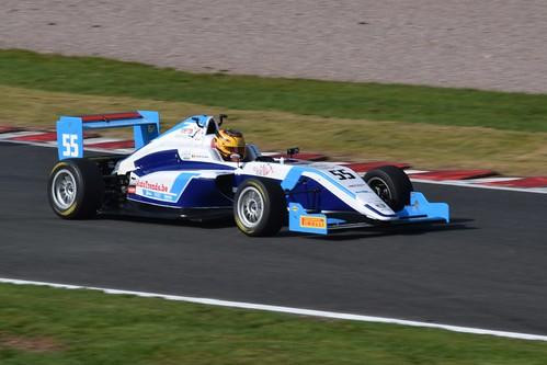 Tatuus-Cosworth British F3 - Ulysse De Pauw