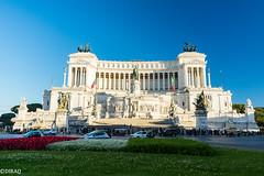 Vittorio Emanuele II (dmbarriosq) Tags: altare della patria roma rome italia italy sony alpha alpha7 ilce7 sky sonyflickraward