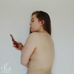 IMG_1258 cropped (kopia) (kimmeh_the_weird) Tags: body bodyacceptance bodyappreciation bodypositive bodypositivity femalebody swedishphotographer selfportrait selflove nude nudity soft portrait portraiture