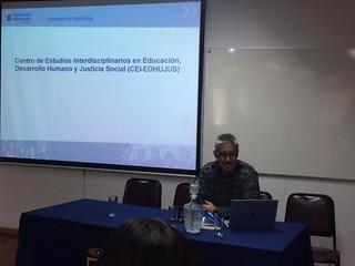 """Conversatorio """"Desarrollo humano, Educación y Salud"""""""