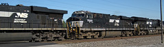 Norfolk Southern Railway # 7520 diesel locomotive (Columbus, Ohio, USA) (James St. John) Tags: