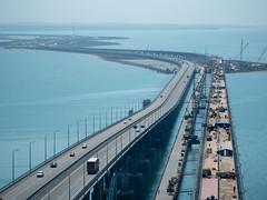 M1 20190426 93 (romananton) Tags: крымскиймост керченскиймост kerchstraitbridge crimeanbridge bridge мост стройка строительство крым construction constructing
