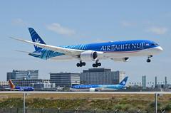 Air Tahiti Nui 787-900 Dreamliner (F-OMUA) LAX Approach 1 (hsckcwong) Tags: airtahitinui787900 7879 787 dreamliner fomua lax klax
