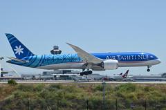 Air Tahiti Nui 787-900 Dreamliner (F-OMUA) LAX Approach 4 (hsckcwong) Tags: airtahitinui787900 7879 787 dreamliner fomua lax klax