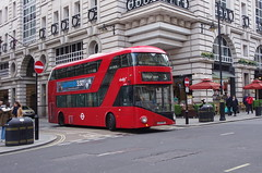 IMGP9342 (Steve Guess) Tags: london england gb uk bus tfl haymarket newbusforlondon newroutemaster borismaster borisbus nbfl nb4l wright route3